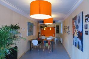 Prachtige ruimte voor coaching, behandelingen, vergaderingen of workshops.